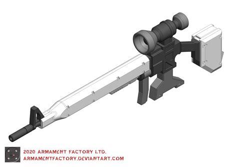 Long Range Rifle Gm Sniper Ii