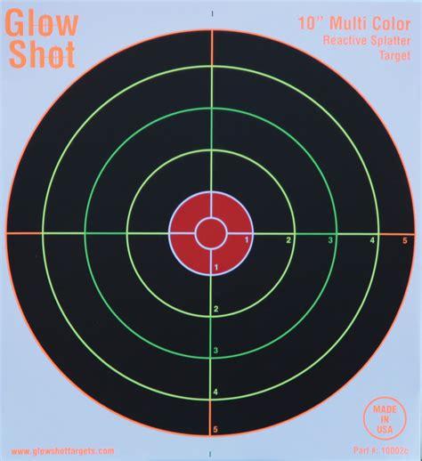 Long Range Rifle Paper Targets