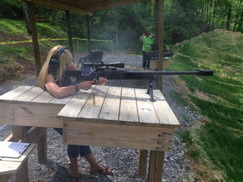 Long Range Rifle Range Washington