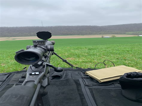 Long Range Rifle Ranges In Colorado