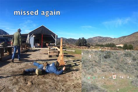 Long Range Rifle Shooting San Diego