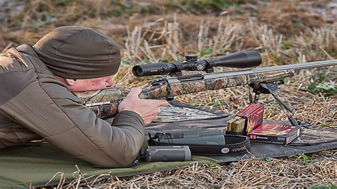 Long Range Rifle Shooting Videos
