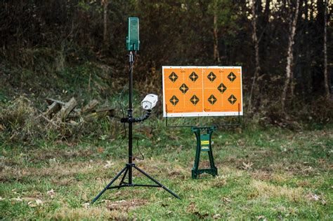 Long Range Rifle Target Camera