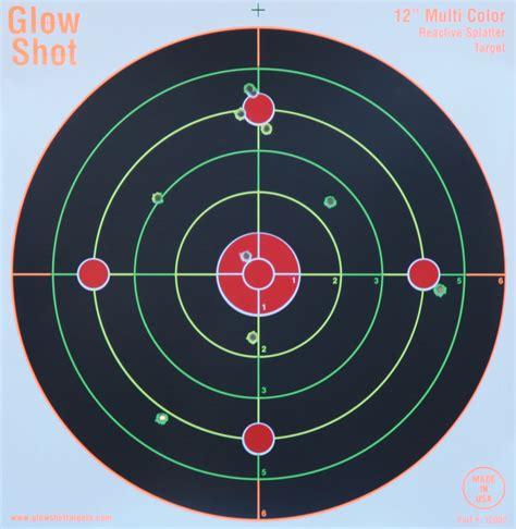 Long Range Rifle Targets