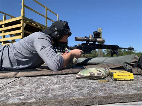 Long Range Rifle Training Uk