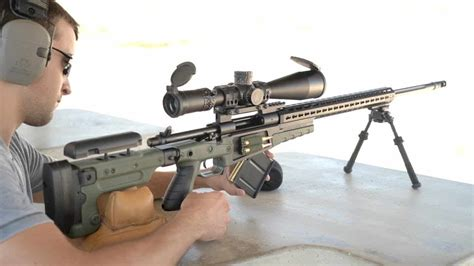 Long Range Rifles 300 Win Mag