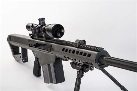 Long Range Semi Auto Sniper Rifles