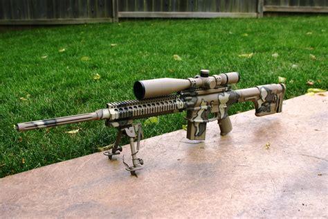 Long Range Sniper Rifle For Survival