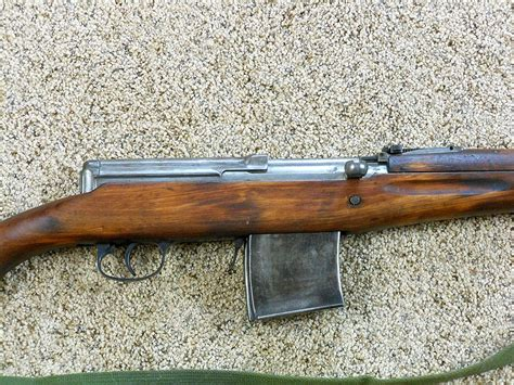 Long Rifle 1940 And Long Stroke Sniper Rifle