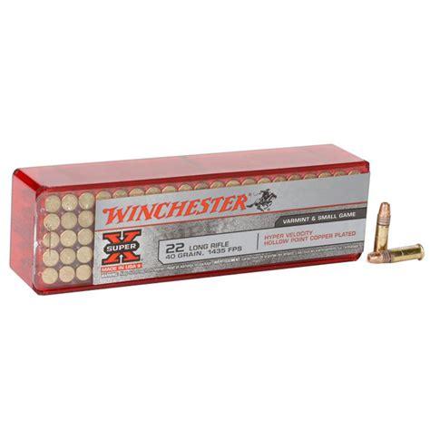 Long Rifle 22 Shells 100 Rounds
