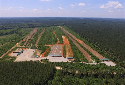 Long Rifle Ranges North Carolina