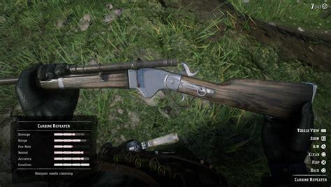 Long Scope Rifle Kill Rdr2
