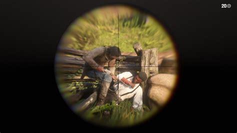 Long Scoped Rifle Kill