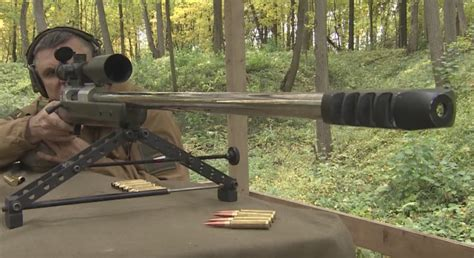 Longest Shot In The World With A Sniper Rifle
