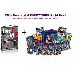 Lose5in7 ? lose 5 pounds in less than a week! instruction