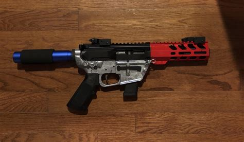 Lost Pla Cast Ar15 Lower