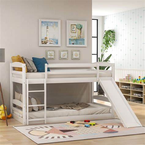 Low Loft Bed For Adults