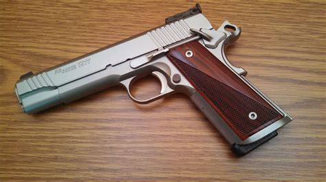 Low Mount Thumb Safety 1911forum