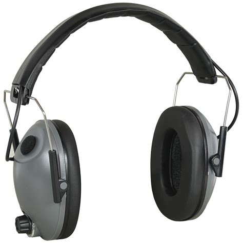 Low Profile Ear Protection