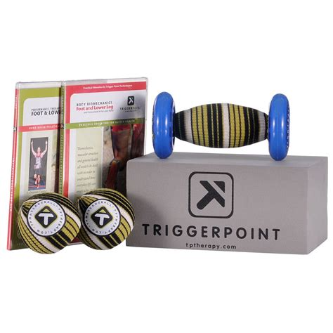 Lower Leg Trigger Point Therapy Kit