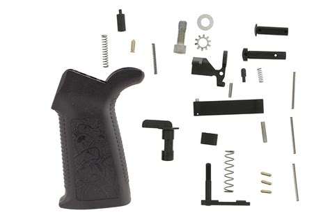 Lower Parts Kit No Trigger