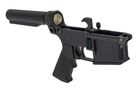 Lower Receiver Assembly
