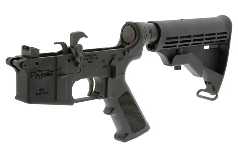 Lower Receiver Assembly M4