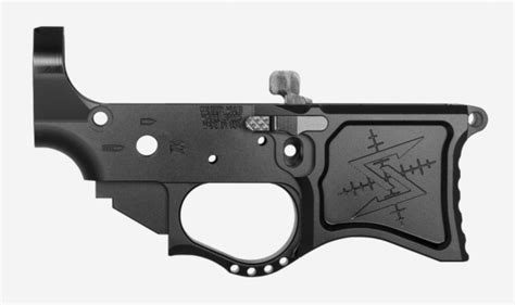Lower Receiver Materials