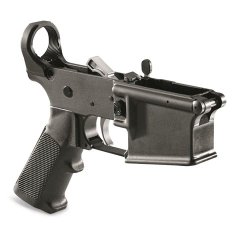 Lower Reciever For Ar 15