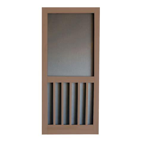 Lowes wooden screen doors Image