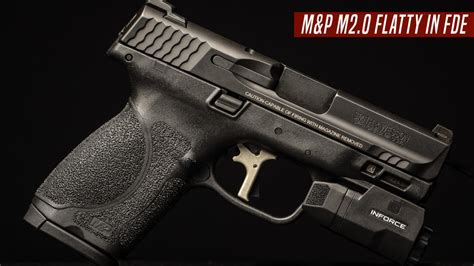Lowprice S W M P 2 0 Flat Faced Freedom Edition Apex