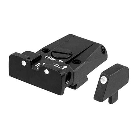 Lpa Sights Browning Adjustable Sight Set Browning Vigilant Adjustable Sight Set