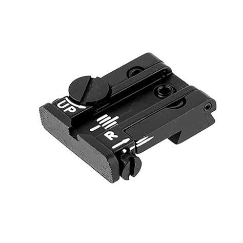 Lpa Sights Colt Adjustable Rear Sight Colt A1 Dovetail Adjustable Rear Sight