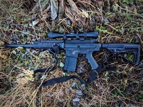 Lr 308 Battle Rifle