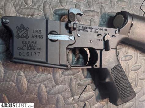 Lrb Arms Ar 15 Lower
