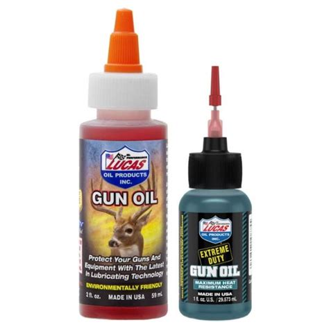 Lucas Gun Oil Review