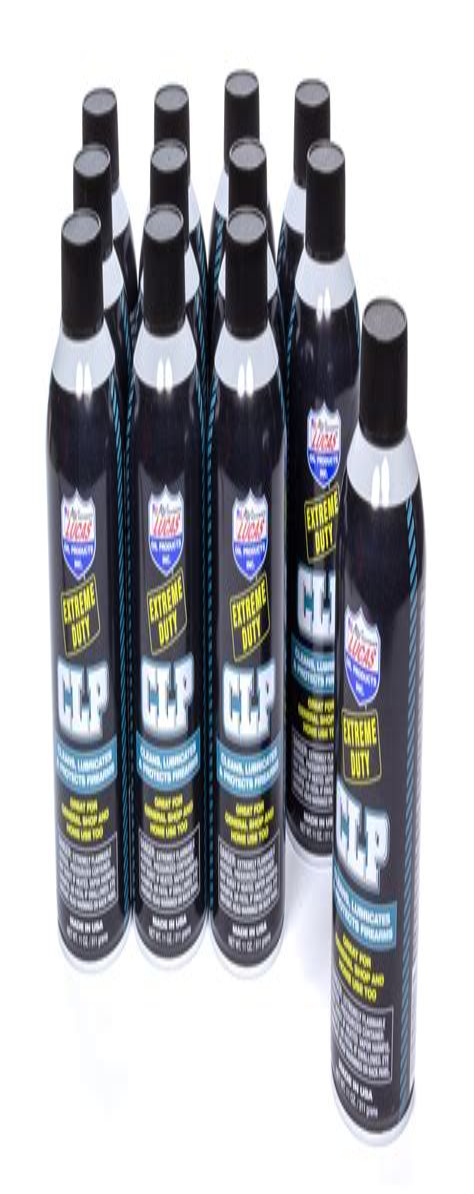 Lucas Oil 10916 Extreme Duty Clp Aerosol 11 Ounce