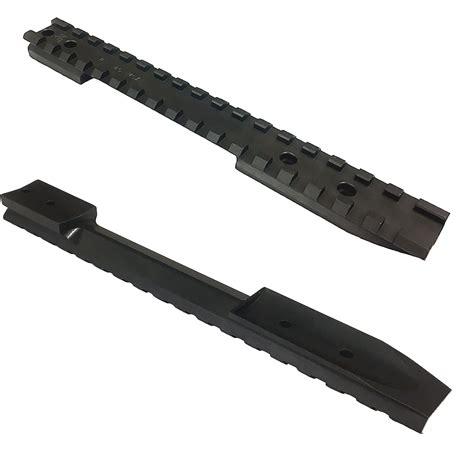 Lugged Remington 700 Scope Basewez Ballistic Program