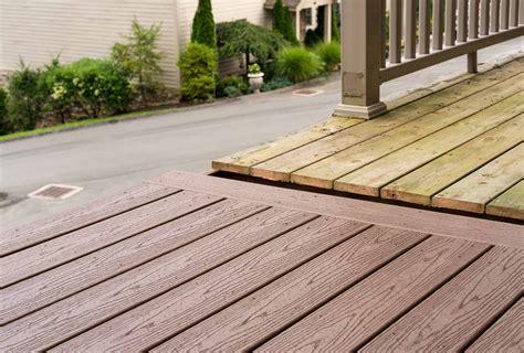 Lumber decking Image