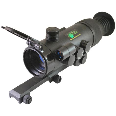 Luna Optics Night Vision Rifle Scope