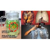 Lung detoxification clean your lungs and quit smoking work or scam?