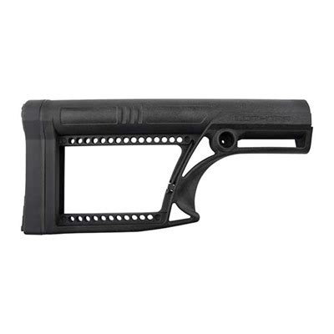 Luthar Llc Ar15 Skeleton Stock Assy Fixed Rifle Length