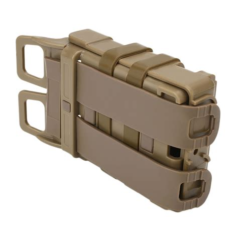 Luxure Tactical Fast Mag Attach Belt Magazine Pouch