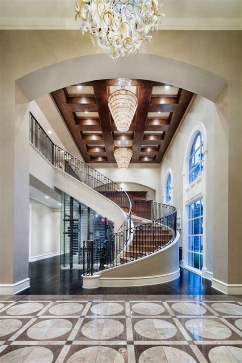 Luxury Home Stairs Design