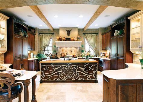 Luxury Kitchen Island Image