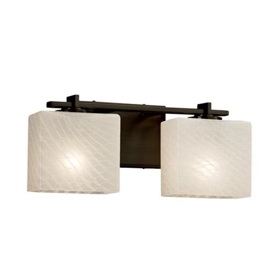 Luzerne 2-Light 18W LED Vanity Light