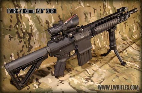 Lwrc Sabr 308 Sniper Rifle