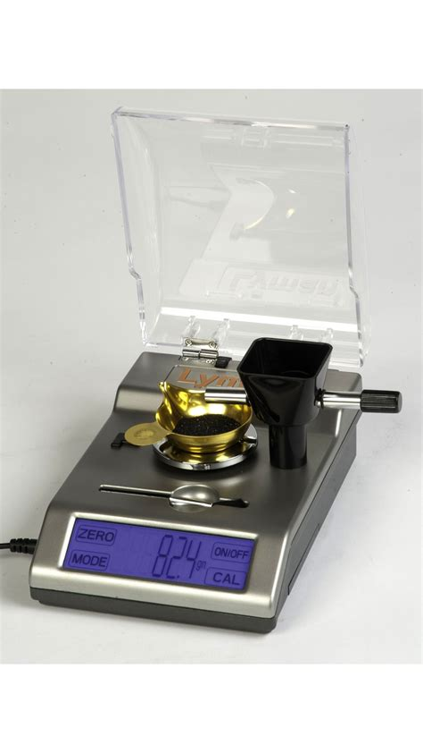 Lyman Accutouch 2000 Electronic Scale 115 230v 23 Off