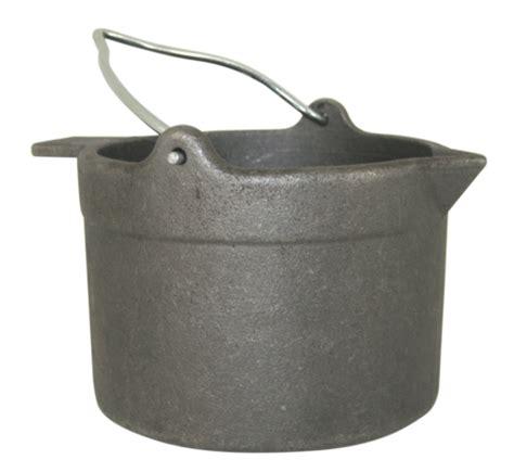 Lyman Cast Iron Lead Melting Pot 10lb Capacity 2867795 For