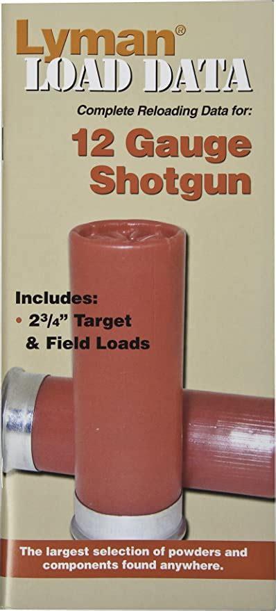Lyman Load Data12 Gauge Shotgun